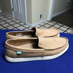 Toms Men's Canvas Slip on Loafers